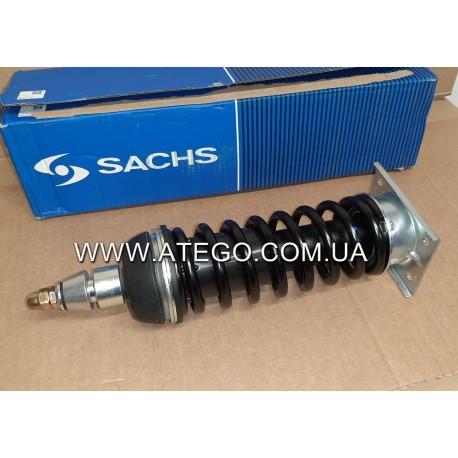 Задний амортизатор кабины Mercedes Atego с пружиной 9703174503. SACHS