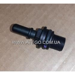 Штуцер вентиляции топливного бака Mercedes Atego 0004710084. Оригинал