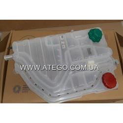 Разширительный бачок радиатора Mercedes Atego. NISSENS