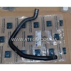 Патрубок системы охлаждения двигателя Mercedes Atego 9735010382. DT
