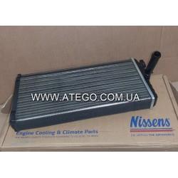 Радиатор печки Mercedes Atego 0018301903.  NISSENS
