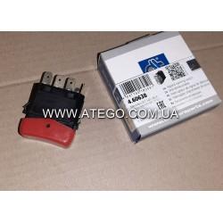Кнопка аварийной остановки Mercedes Atego 0075453824 (на 8 контактов). DT