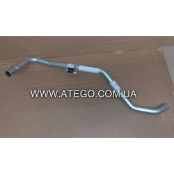 Металлическая трубка ГУР Mercedes Atego 9704660065. Оригинал