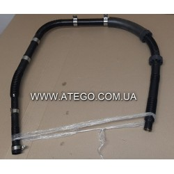 Трубка подачи воздуха на компрессор Mercedes Аtego 9041304857. Оригинал