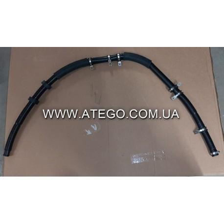 Трубка подачи воздуха на компрессор Mercedes Аtego 9041304857. Турция
