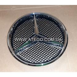 Эмблема на решетку радиатора Mercedes AXOR 9448100018 (260 мм). Оригинал