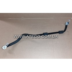Трубка системи охлаждения компрессора Mercedes Atego 9042030102. Оригинал