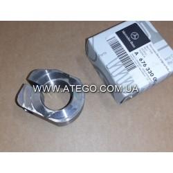 Гайка передней ступицы Mercedes Atego на колеса 19,5 6763300088. Оригинал