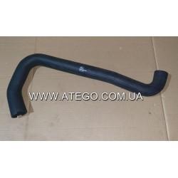 Патрубок системы охлаждения двигателя Mercedes Atego 9735010182. DT