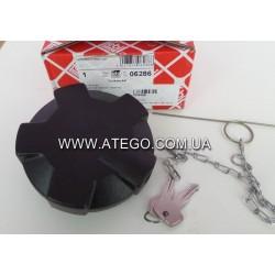 Крышка топливного бака Mercedes Atego с ключом. FEBI