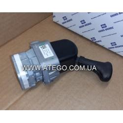 Кран стояночного тормоза Mercedes Atego 0004200284 (DPM66A). KNORR