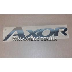 Эмблема AXOR на капот 9408170116. Оригинал