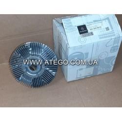Вискомуфта вентилятора Mercedes Atego 9042000822 (на 4-цилиндровый двигатель). Оригинал