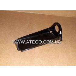 Нижний кронштейн тяги уровня пола Mercedes Atego 9723280440 (под болт M20). Оригинал