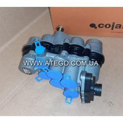 Четырехконтурный защитный клапан Mercedes Atego AE4510. COJALI
