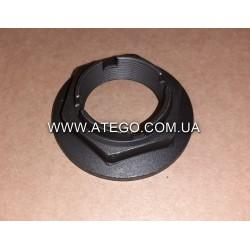 Гайка передней ступицы Mercedes Atego 9723320072 (на колеса 17,5, M45). Оригинал