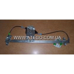 Стеклоподъемник левый механический Mercedes Atego 9737200146. MEGA