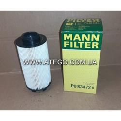 Основной топливный фильтр Mercedes Atego Euro6 9360900351. MANN