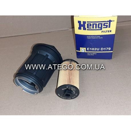 Фильтр системы Adblue Mercedes Atego, AXOR, Actros 0001420289. HENGST