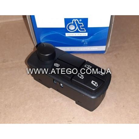 Блок управления стеклоподъемником и зеркалами Mercedes Atego 0055452413. DT