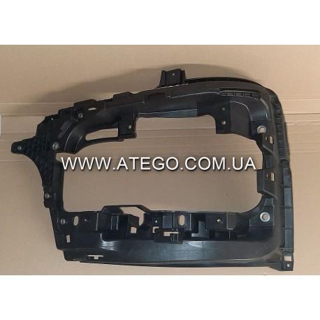Усилитель боковой части бампера Mercedes Atego Euro 6 9678800716 левый. Оригинал