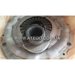 Комплект сцепления Mercedes Atego Euro 6 0232507401 (362 мм, на 4-цилиндровый двигатель). VALEO