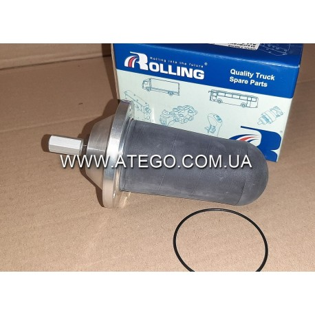Мембрана ресивера насоса системы Adblue Mercedes Atego, AXOR, ACTROS 0001420106. Тайвань