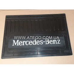 Брызговик резиновий Mercedes Atego (500x370).