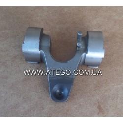 Нажимная лапка тормозного суппорта Mercedes Atego (Суппорт SB5). CONTECH