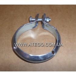 Хомут вихлопной трубы Mercedes Atego (6209970490). DINEX
